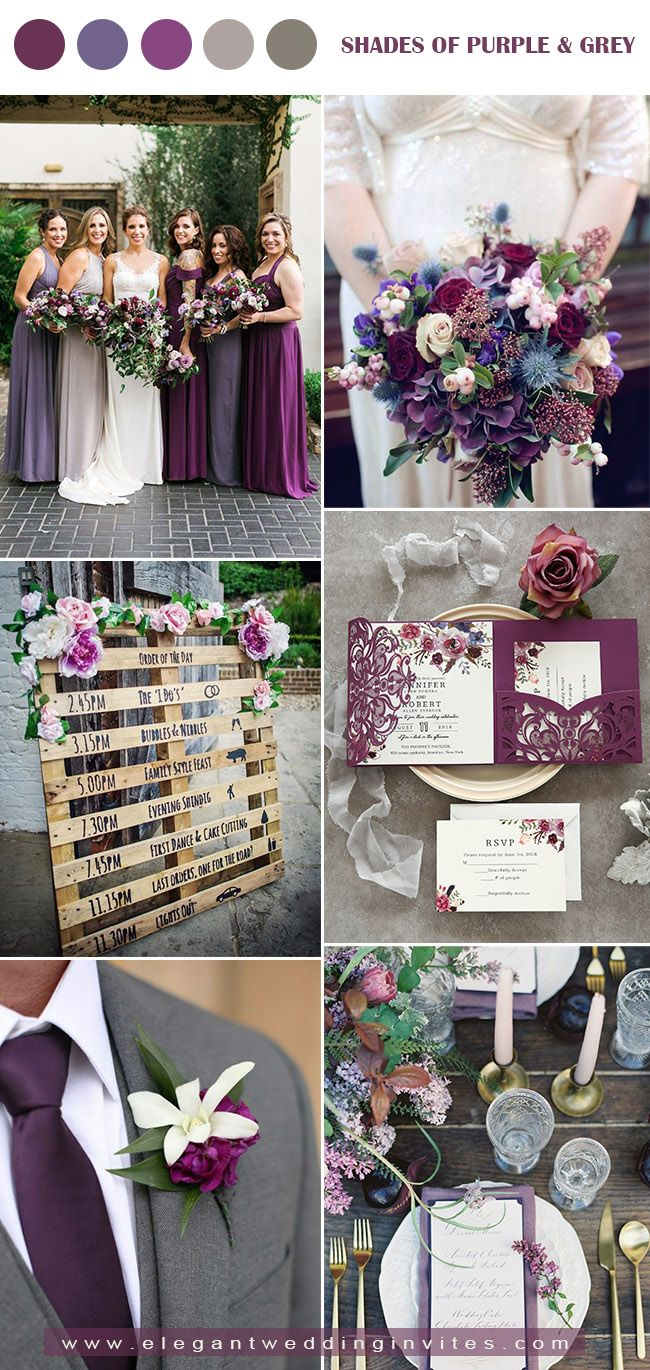 10 Stunning Wedding Colors For A Fall Wedding Fall Wedding