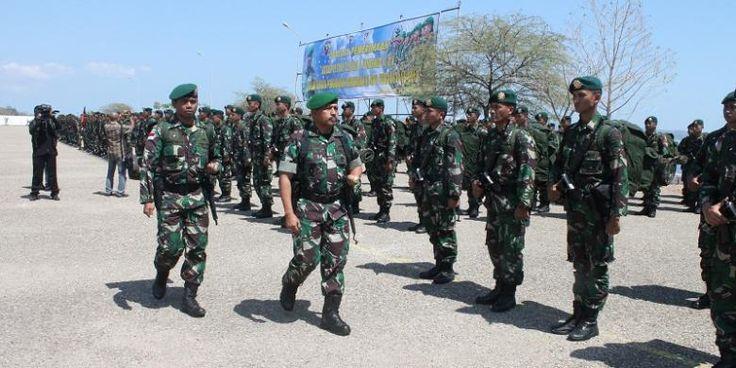 Segera, Sritex Produksi Seragam Militer Kamboja - Kompas.com