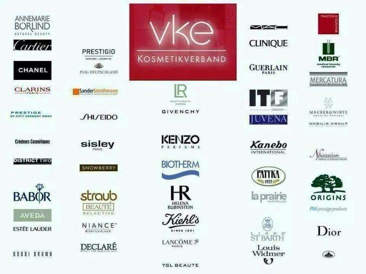 Dunya kozmetik birligine uye firmalar arasindayiz