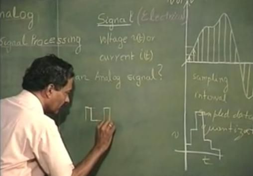 Electronics for Analog Signal Processing. This course covers topics in basic electronics, especially electronics for analog signal processing.