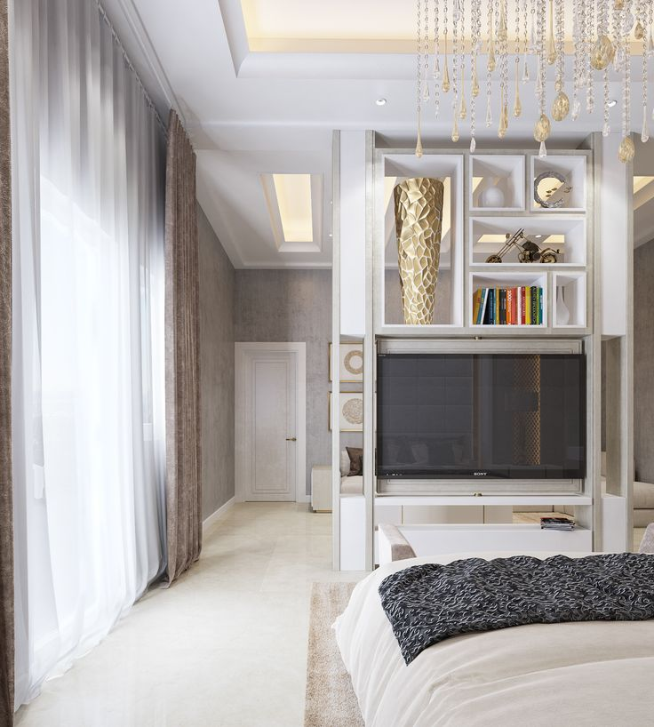 Homedesigning via 6 master suits to inspire you