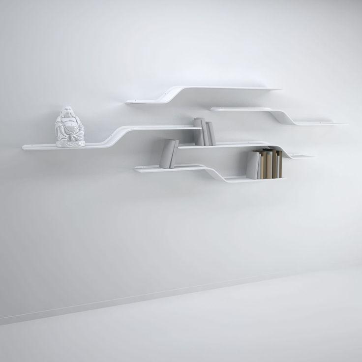 best 25 etagere murale design ideas on pinterest. Black Bedroom Furniture Sets. Home Design Ideas