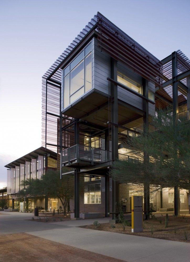 Arizona State University Polytechnic Campus by Lake|Flato Architects and RSP Architects