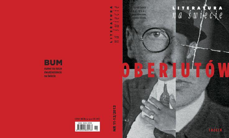 Oberiutów trzech Literatura na Świecie, 11-12/2013