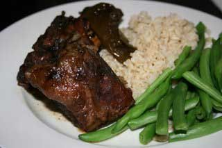 A Year of Slow Cooking: CrockPot Korean Ribs Recipe