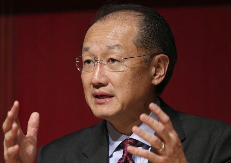 No. 45: Jim Yong Kim - President, World Bank