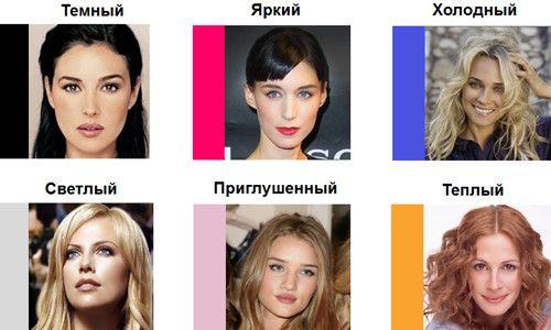 цветовая гамма для зимнего цветотипа: 18 тыс изображений найдено в Яндекс.Картинках