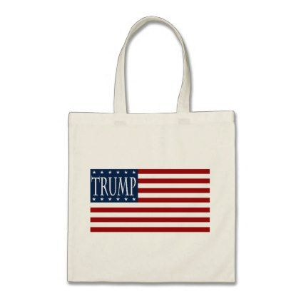 TRUMP FLAG GEAR MAKE AMERICA GREAT AGAIN. TOTE BAG - cyo customize create your own #personalize diy