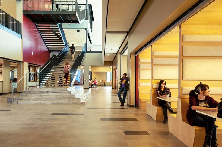 Joplin High School - CGA Architects of Joplin, Missouri and DLR Group KC, MO