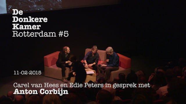 Tijdens De Donkere Kamer Rotterdam, 11 februari 2015 in theater LantarenVenster, spraken Carel van Hees en Edie Peters drie kwartier met Anton Corbijn, terugblikkend op zijn werk. Aanleiding: Corbijns tentoonstellingen HOLLANDS DEEP in Gemeentemuseum Den Haag (http://photoq.nl/event/anton-corbijn-hollands-deep/) en 1-2-3-4 in Fotomuseum Den Haag (http://photoq.nl/event/anton-corbijn-1-2-3-4/), beide 21 maart -21 juni 2015.   https://vimeo.com/user18979253  De…