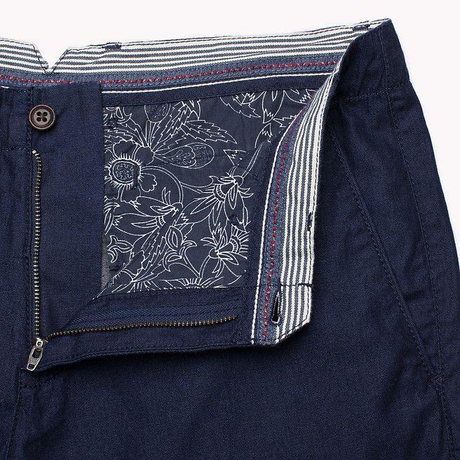 Tommy Hilfiger Brooklyn Shorts - blue print (Blue) - Tommy Hilfiger Shorts - detail image 3