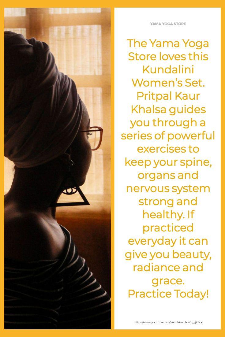 Yama Yoga Loves This Women S Set Focused Women S Kundalini