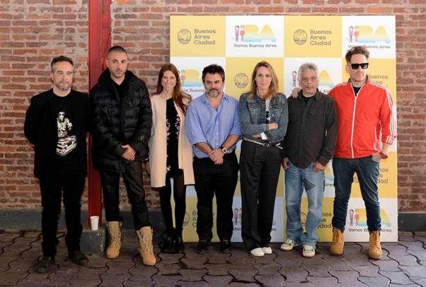 El Distrito Audiovisual reunió los principales referentes de la industria de la música en el lanzamiento de BAFIM #BAFIM10   Ayer se realizó el lanzamiento de prensa de la 10ª EDICIÓN DE BAFIM - Buenos Aires Feria Internacional de Música. La actividad fue en el Dorrego sede del Distrito Audiovisual donde se debatió acerca de la escena de la industria musical. La feria ya cuenta con más de 300 bandas inscriptas y la convocatoria se extiende hasta el 29 de septiembre.  De izquierda y derecha…