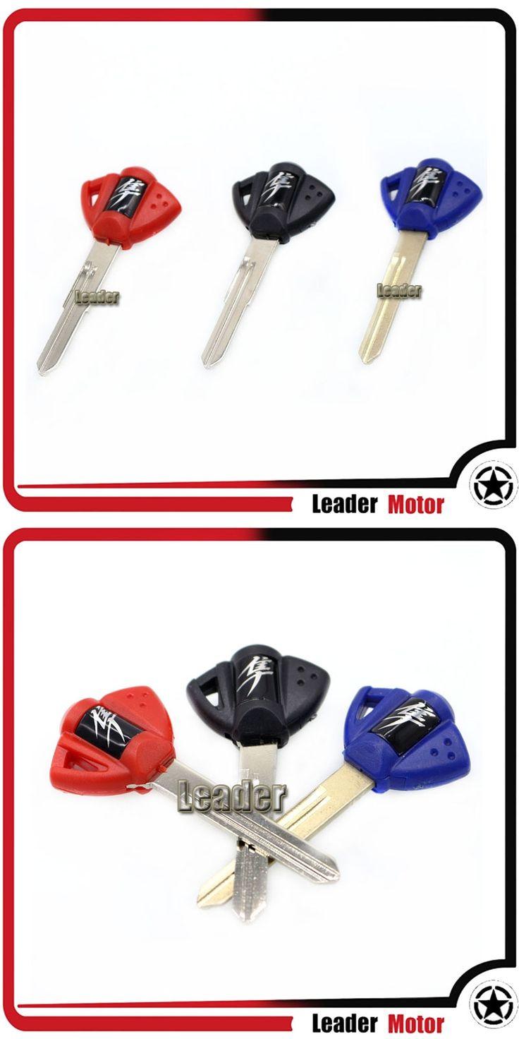Hot Sale For SUZUKI HAYABUSA GSX1300R 1999 2010 2011 2012 Motorcycle Blank Key Uncut Blade