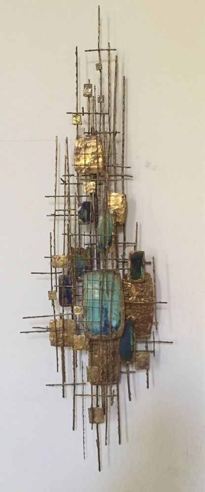 Best 25 metal wall sculpture ideas on pinterest - Sculptures metalliques murales ...