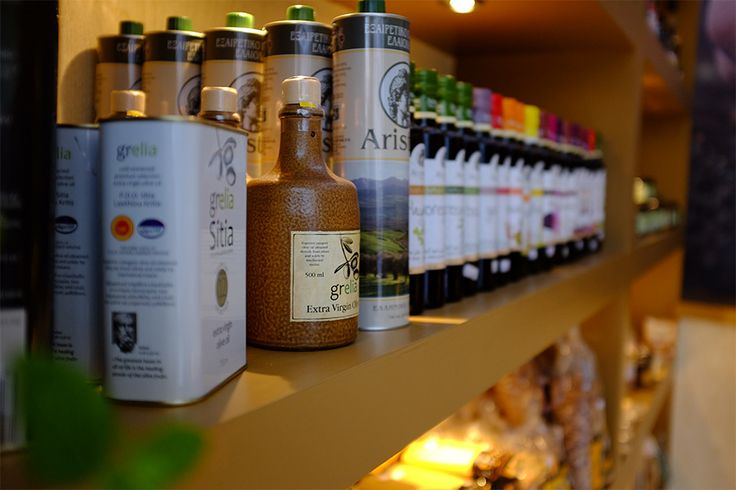 Extra virgin olive oil, infused olive oil, honey and many more delicious products from Greece. www.theingredientsplace.com