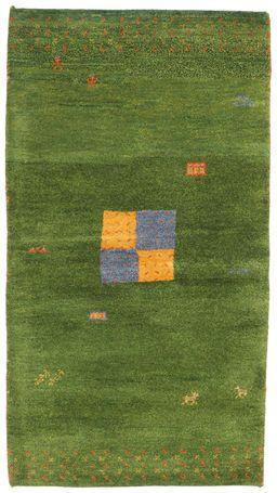 Gabbeh Indisch Teppich 91x165