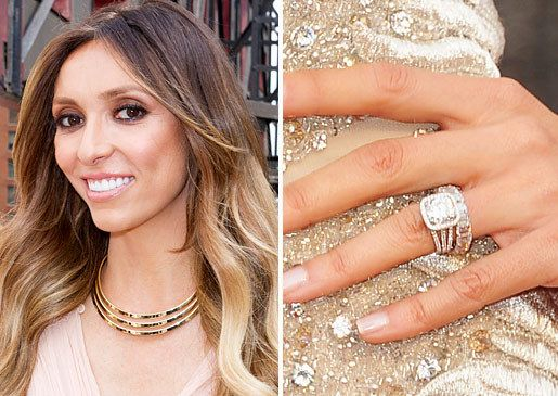 12 best images about Celebrity Engagement Rings on ... Giuliana Rancic Engagement Ring