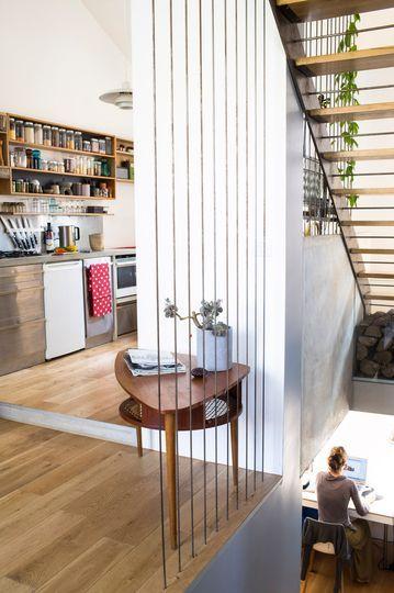 Maison familiale vintage, bobo et design - Côté Maison
