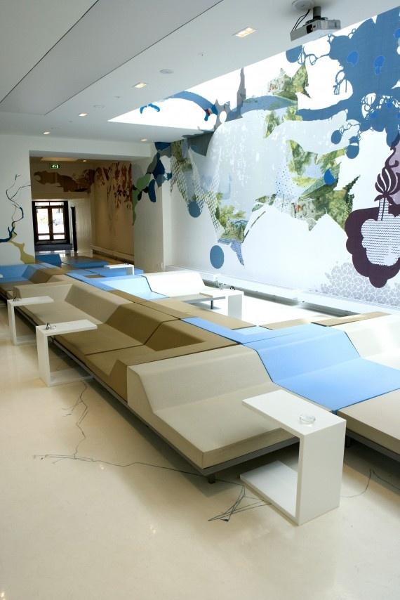 Quinze and milan sof modelo m2 realizado en espuma de - Espumas para sofas ...