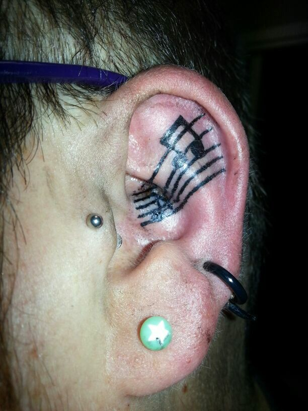 First tattoo