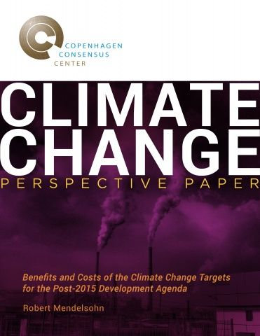 Robert Mendelsohn, Professor of Economics, and Professor of Forest Policy, at Yale argues that the UN's current target of 2°C represents an unnecessarily demanding and costly mitigation target, that encourages nations to delay action to combat climate change. Instead, he argues a better strategy would be to commit to a less stringent but achievable target that would prevent the worst climate change damage, while at the same time invest in adaptation strategies.