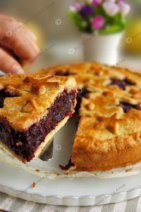 650. Идеальный ягодный пирог (начинка не растекается)