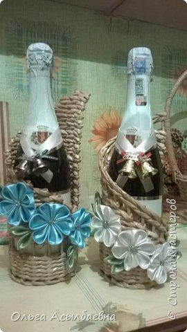 Поделка изделие Новый год Плетение Новогодние заказики и подарки Бумага газетная Бумажные полосы Трубочки бумажные фото 5