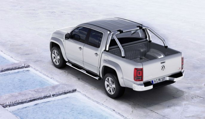 2017 vw amarok truck review 2017