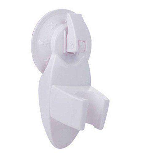 Fancy Holen Sie sich jetzt Brause Halter Handbrause Halter Wandhalter f r Duschbrause Duschsitz cm wei
