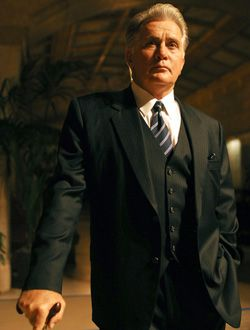 """The West Wing - Martin Sheen as """"Pres. Josiah Bartlet"""" 