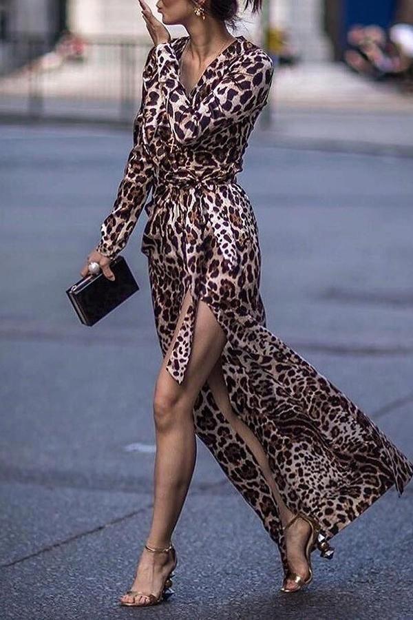 культуры узких модные леопардовые платья фото преимущество этого оружия