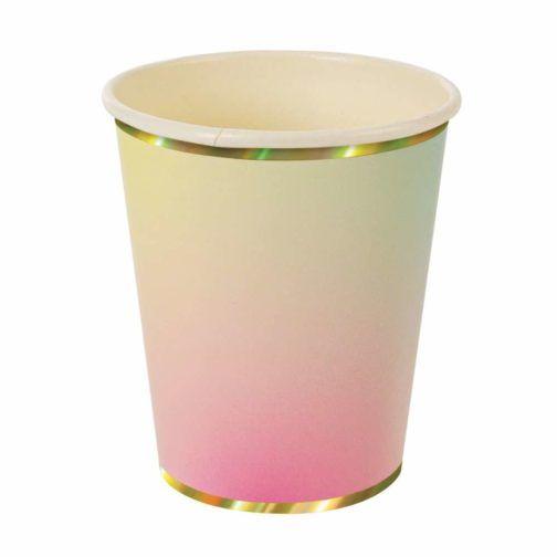Vasos Colores