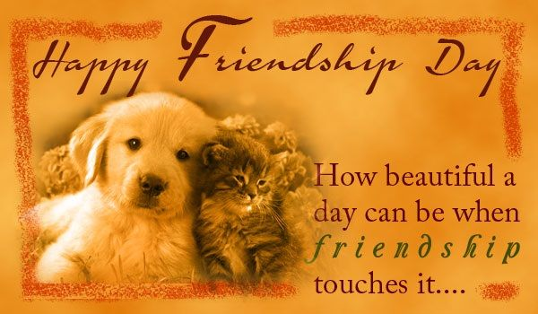 happy friendship day cards pics