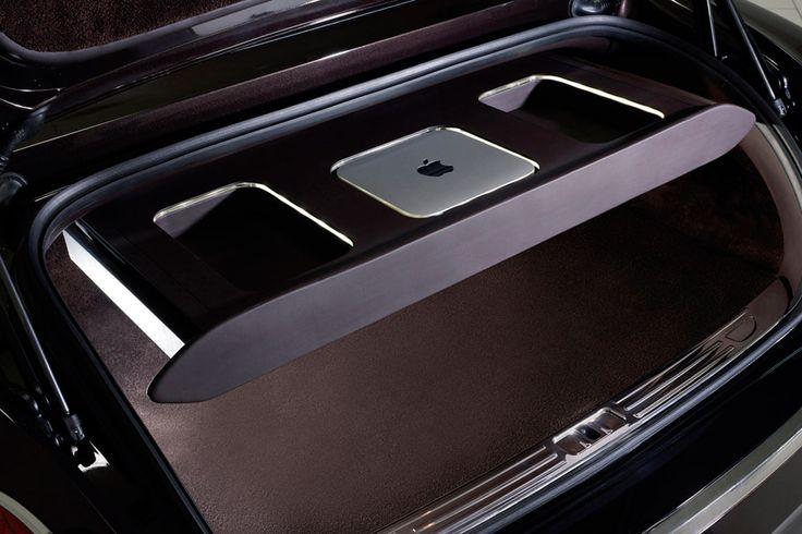 Bentley Mulsanne Mac mini