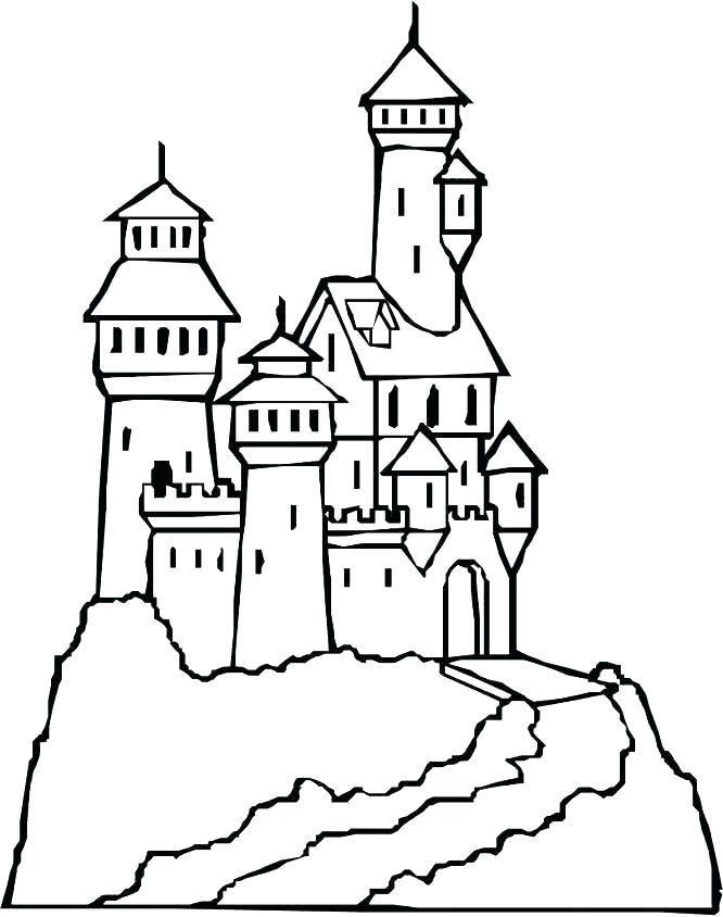 Disney Castle Coloring Page Pages Castles Elegant For Your Castle Coloring Page Dragon Coloring Page Coloring Pages For Kids