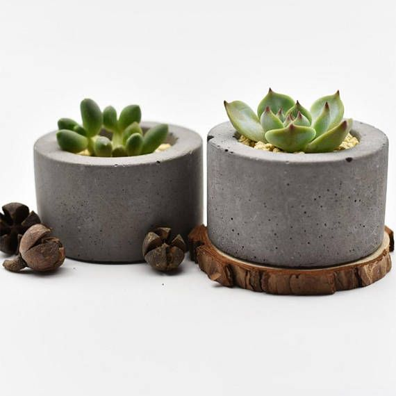 silicone molds for concrete flower pot diy cement planters concrete plant pot molds concrete molds Diy Succulent Pot