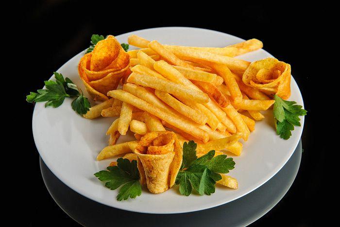 Сайт рецептов | Хрустящий картофель по-французски