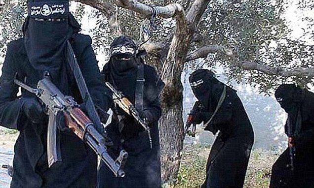 Female ISIS torturer describes horrors she inflicted | Daily Mail Online