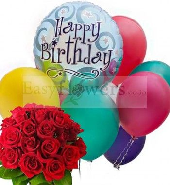 Live today like it is a special gift, because it is the best birthday gift. Happy Birthday. #FlowersDelivery #EasyFlowersMumbai