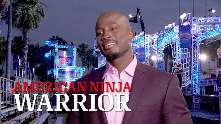 American Ninja Warrior host Akbar Gbaja-Biamila stops by #ConversationsLIVE