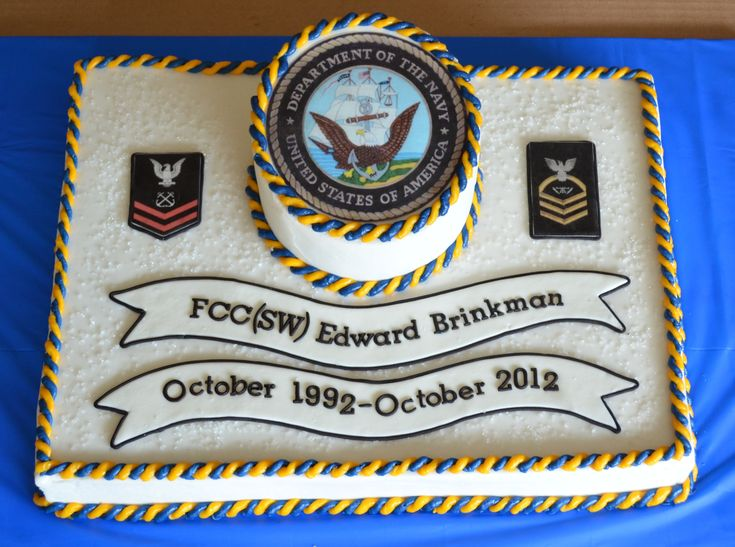 Custom Retirement Party Special Occasion Cakes Fredericksburg Va