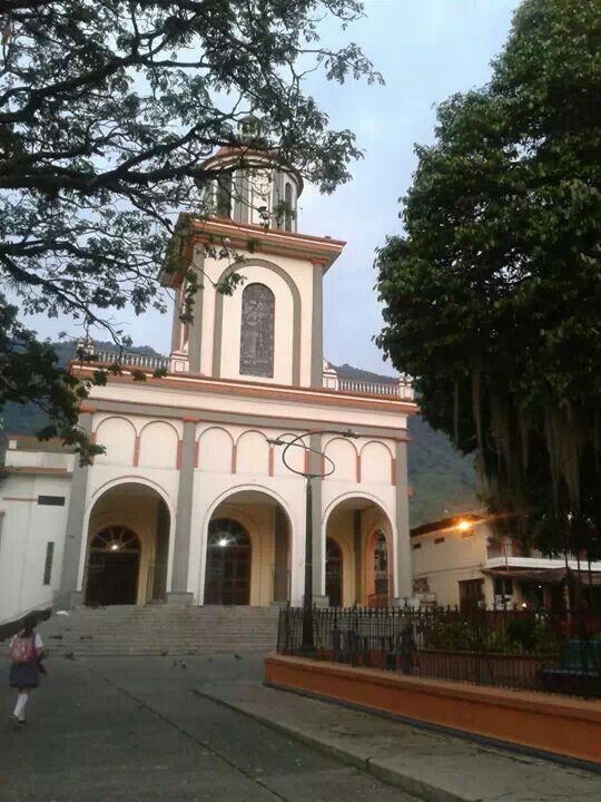 Iglesia de Támesis(Antioquia)