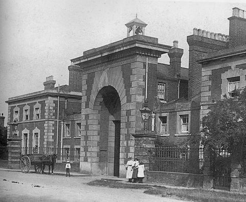 Aylesbury Prison - Buckinghamshire