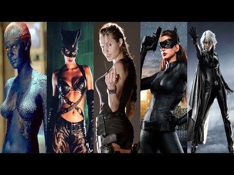 superhero women - Google Search