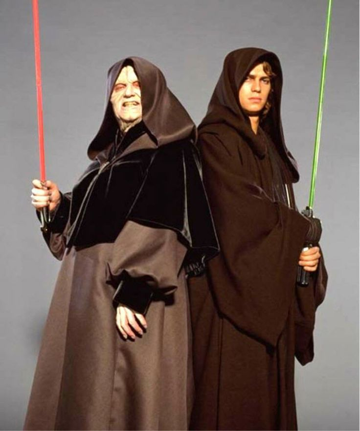 Palpatine Quotes: Palpatine And Anakin Skywalker.