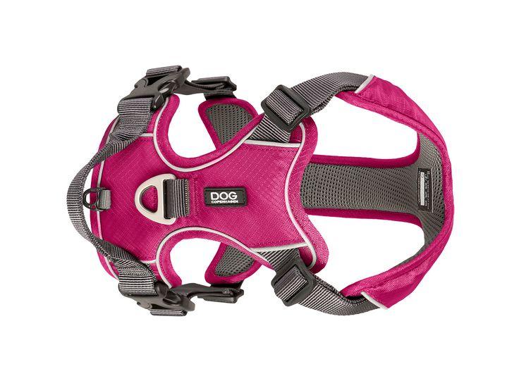 Comfort Walk Pro Harness from DOG Copenhagen - Wild Rose