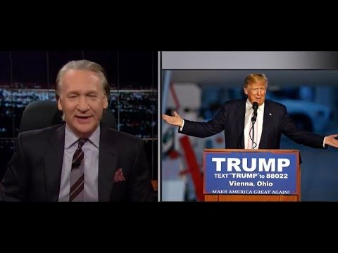 Real Time with Bill Maher: HOUSE PARTY 5 (HBO) New Rules North Korean | April 2017 - YouTube