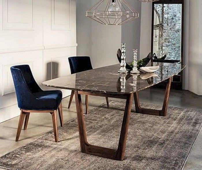 19 Best Durable Marble Kitchen Table You Must To Try Marble Top Dining Table Dining Table Marble Dinning Table Design