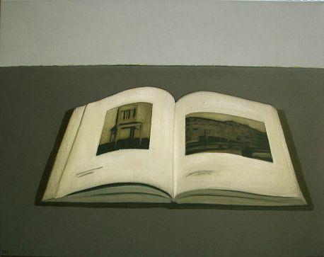 Open Book (Richter) by Mike Piggott - 2008